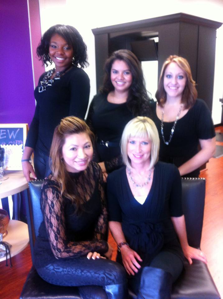 The Experienced Team At Creative Hairstyling Salon Will Be